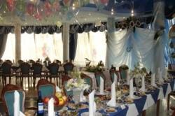 Как выбрать место для свадебного банкета