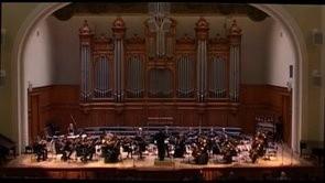 Видеосъемка симфонического концерта в МГК