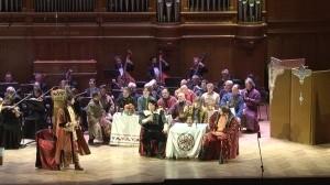 Видеосъемка оперы