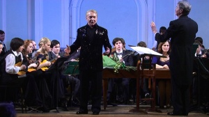 Концерт в Рахманиновском зале Николай Кудрявцев
