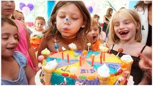 Фотосъемка дня рождения детей